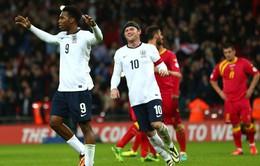 Vòng loại World Cup 2014 KV châu Âu: Vé cho Anh và Tây Ban Nha