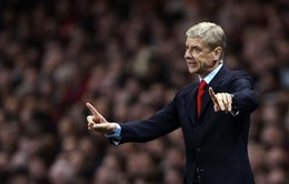 """Wenger: """"Làm gì có chuyện Arsenal tiếp tục phá két vì chuyển nhượng"""""""