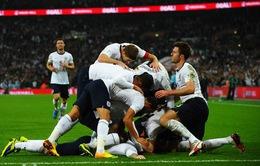 Vòng loại World Cup 2014 KV châu Âu: Anh, Tây Ban Nha giành vé trực tiếp