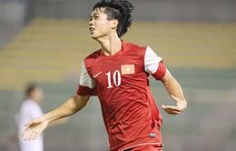 """Công Phượng tiếp tục là """"cầu thủ xuất sắc nhất Đông Nam Á"""""""