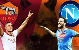 Vòng 8 Serie A: Thử thách cho những nhà vô địch