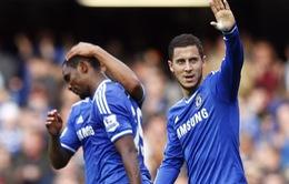 "VIDEO: Hazard giúp Chelsea thắng ""4 sao"""
