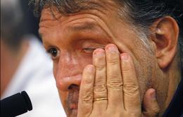 Barca đứt mạch chiến thắng, HLV Martino chỉ trích trọng tài