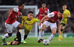 1h45, VTV3, Arsenal - Dortmund: Dạ tiệc của bóng đá tấn công