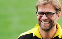 HLV Jurgen Klopp mơ về ngày làm việc tại Premier League
