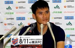 Chuyển nhượng V-League: Công Vinh từ chối Sapporo, Vũ Phong về SHB Đà Nẵng