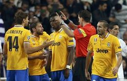 """Real 2-1 Juventus: Chơi thiếu người, """"Lão phu nhân"""" thất thủ ở Madrid"""