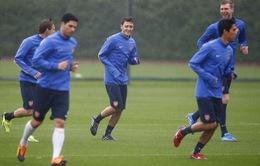 Gặp Crystal Palace, Arsenal tung đội hình mạnh nhất