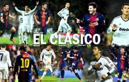 """Vòng 10 La Liga: """"Siêu kinh điển"""" và cơ hội của Atletico"""