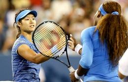 Serena tái ngộ Li Na trong trận chung kết WTA Chapionships
