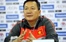 VFF cách chức HLV Hoàng Văn Phúc