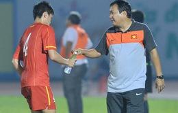HLV Hoàng Văn Phúc có thể tiếp tục dẫn dắt U23 Việt Nam