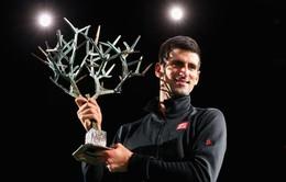 Paris Master 2013: Djokovic phế truất ngôi vương của Ferrer