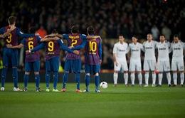 """Barca và Real sẽ gặp nhau tại chung kết Champions League"""
