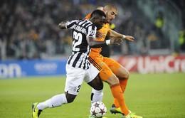 Xem lại bàn thắng trận Juventus 2-2 Real Madrid
