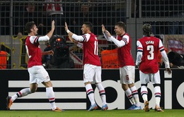"""Thua Arsenal, HLV Klopp tin """"Pháo thủ"""" sẽ vô địch Champions League"""