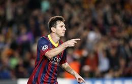 VIDEO: Messi trở lại, Barca thắng thuyết phục Milan