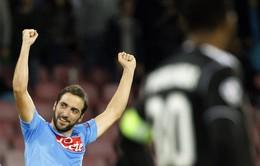 Xem lại màn rượt đuổi tỉ số ngoạn mục của Napoli trước Marseille