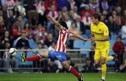 """Vòng 13 Liga: Atletico chiến """"Tàu ngầm vàng"""" và cơ hội của Barca"""