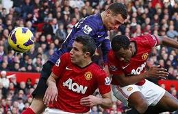 """""""Khẩu chiến"""" trước cuộc thư hùng Man Utd - Arsenal"""