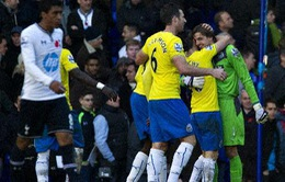 VIDEO: Thua Newcastle cay đắng, Tottenham bật khỏi top 4