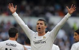 VIDEO: Ronaldo lập hat-trick, Real thắng huỷ diệt