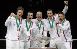 Davis Cup 2013: CH Czech bảo vệ thành công ngôi vương