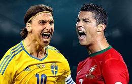 2h45 ngày 20/11, VTV3, Thuỵ Điển - Bồ Đào Nha: Nợ khó đòi