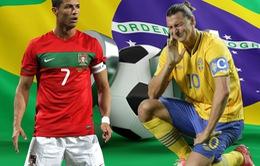 Đại chiến Thuỵ Điển - Bồ Đào Nha: Người trong cuộc nói gì?!