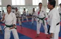 """SEA Games 27: """"Mỏ vàng"""" Kempo của Thể thao Việt Nam"""