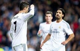 Almeria - Real Madrid: Chờ những kỷ lục của Cris Ronaldo