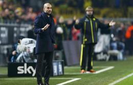 Đại thắng Dortmund, Pep Guardiola mạnh miệng