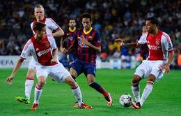 """Ajax - Barcelona: """"Không Messi, Barca vẫn rất mạnh"""""""