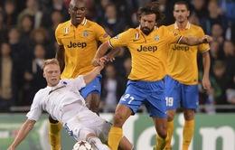 2h45 ngày 28/11, K+NS, Juventus - Copenhagen: Khi chiến thắng là mệnh lệnh