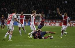Barca thất bại trước Ajax: Khi Martino vẫn chưa thể bằng Guardiola