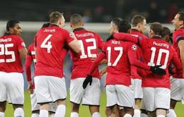 """Leverkusen 0-5 Man Utd: """"Quỷ đỏ"""" đại thắng trên đất Đức"""