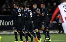 Europa League lượt thứ 5: Tổng hợp các bàn thắng