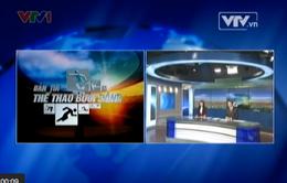 Thể thao sáng 30/11: U23 Việt Nam và nỗi lo trước SEA Games 27