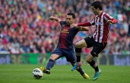 3h00, 2/12, A.Bilbao - Barcelona: Khi Atletico phả hơi nóng sau gáy