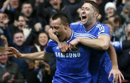 Chelsea 3-1 Southampton: Mou-Team ngược dòng ngoạn mục (VIDEO)