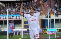 Serie A vòng 14: Nhìn lại những chiến thắng nghẹt thở