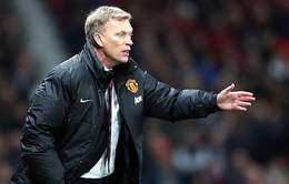 """Thất bại trước Everton, David Moyes đổ lỗi cho """"thần may mắn"""""""