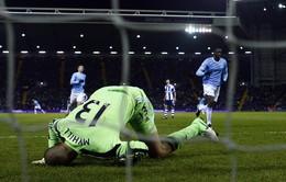 West Brom 2-3 Man City: Cuộc rượt đuổi tỉ số ngoạn mục ở The Hawthorns (VIDEO)
