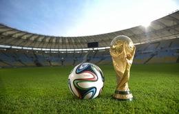Câu chuyện quả bóng Brazuca sử dụng trong World Cup 2014