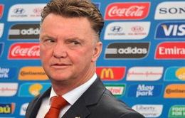"""Hà Lan rơi vào bảng """"tử thần"""": HLV Van Gaal không hài lòng"""