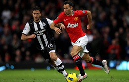 Manchester United - Newcastle United: Sống trong quá khứ