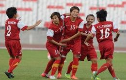 """""""Ao làng"""" SEA Games: ĐT nữ Indonesia đã rút lui"""