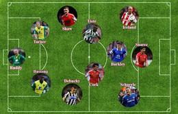 Premier League vòng 15 và những cái nhất