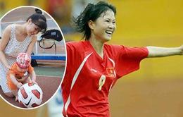 Gặp lại cựu tuyển thủ ĐT nữ Việt Nam, Ngọc Châm