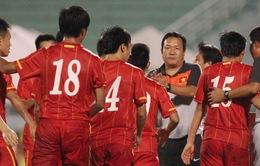 U23 Việt Nam 0-1 U23 Singapore: Tự làm khó mình  (VIDEO)